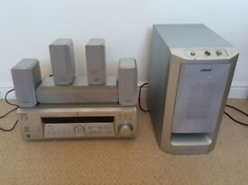 Sony 5.1 Dolby Digial System
