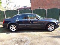Chrysler 300C CRD Mercedes engine 2nd owner 12 months MOT 3.0 DIESEL Automatic
