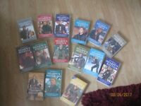 15 Sharpe Video tapes