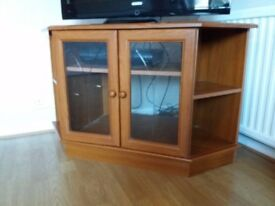 Tv Cabinet /Stand- Wood Effect