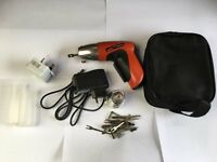 Lock Picking Gun & Pick Kit complete with all pick tools and recharging lead. New and unused.