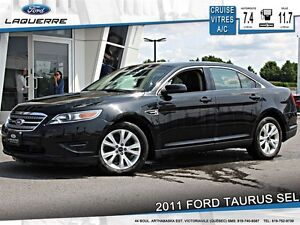 2011 Ford Taurus **SEL*AUTOMATIQUE*CRUISE*A/C 2 ZONES**