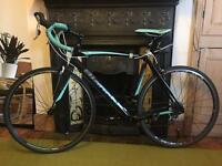 Bianchi VIA Nirone 7 Tiagra 2013 Road Bike - 57cm