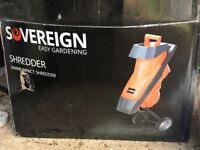2400w Impact Garden Shredder