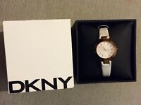 Ladies DKNY Watch - Includes Presentation Box - Excellent Condition - £65