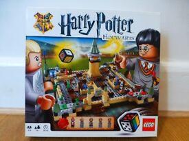 Collector's Harry Potter Hogwarts Lego Game