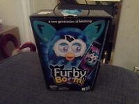 furby boom jusf like new in original box
