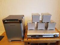 Sony DAV 550 5.1 home theatre system