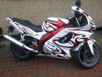 Yamaha YZF600 R Thundercat / Not kawasaki,gxsr,bandit,ninja