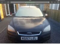 Ford Focus 1.6 Zetec 57 plate *** priced for quick sale***