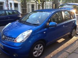 Nissan Note 2007 Manuel 1.4 excellent condition 1.4 petrol economy car drives very smooth year mot