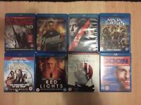 Blu Ray Films bundle!
