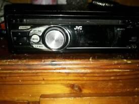 JVC KD-R311 car stereo