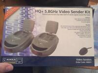 Nikkai HQ+ 5.8GHz Video Sender Kit