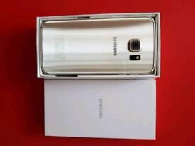 Samsung Galaxy s6 edge 32gb gold MINT