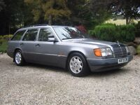 Mercedes 300TE Sportsline Estate ( 7 seater) W124