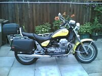 BRITISH MOTORCYCLE WANTED SWAP MOTO GUZZI CALIFORNIA 1995 MOT - RUNNING OR NOT WHAT HAVE YOU GOT