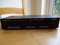 Roland Super MPU-64 4 Channel USB Midi Interface