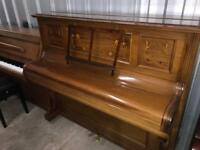 Gors and Colman Piano Beautiful case full working order very nice piano with free delivery