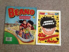 Various special comics