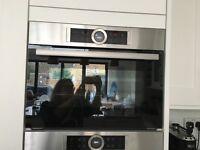New Bosch compact oven CBG675BS1B