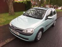 Vauxhall Corsa 1.2 comfort. One owner