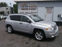 2007 Jeep Compass Sport/North 4x4  * 95 000km*