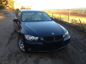 Great spec, BMW 318d ES, MSport interior, heated leather seats