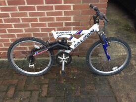 Child's bike frame