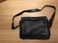 Reiss leather black bag - £15