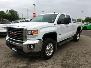 2015 GMC SIERRA 2500HD Double Cab SLE Z71 4WD *Backup Camera* *H