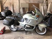 BMW R1100RT (money going to charity)
