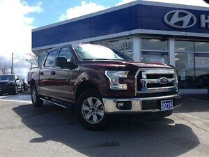 2015 Ford F-150 XLT- SAVE HUGE FROM NEW-$236 BIWKLY+HST/LICENSIN