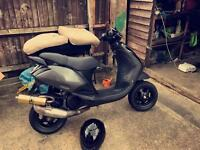 Piaggio zip 172 NOT GILERA RUNNER TYPHOON KTM YZ KXF