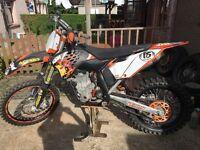 KTM MX BIKE SF 450