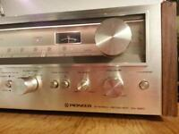 Recepteur Pioneer SX-580 & speakers Mission