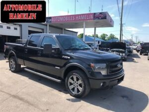2014 Ford F-150 FX4 gps cuir mags