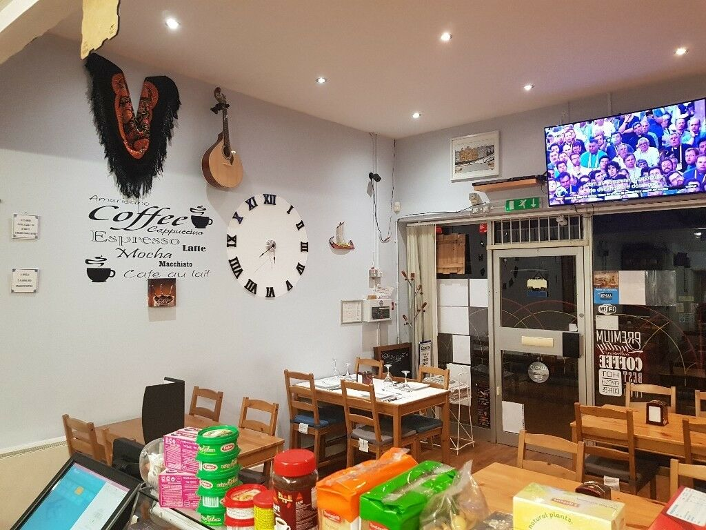 Restaurant, Pizza, coffee shop and pastry. Sale business