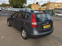 2009 Hyundai i30 Diesel Good Condition 1 Owner with history and long mot