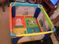 Kiddicouture Playpen