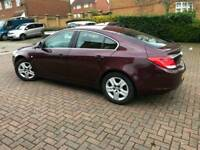 Car vauxhall insignia 2013 for sale