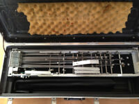 MSA Universal Pedal Steel E9/B6 - Needs Some Attention!