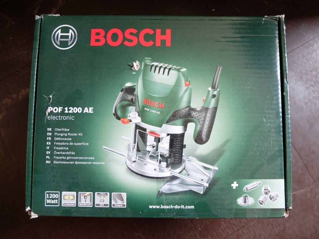 Bosch pof 1200 ae 1200w router new in old town edinburgh bosch pof 1200 ae 1200w router new keyboard keysfo Choice Image