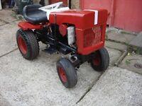 tractor bolens model 1250 honda engine 296cc ready to use