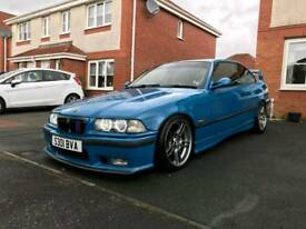 Bmw 323 e36 AUTO VGC good investment cheap px