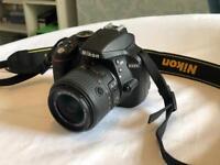 NIKON D3300 SLR camera