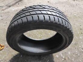 Tyre 195/45/15 8mm