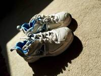 Boys Nike trainers infant size 10
