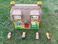 Happy lands farm house