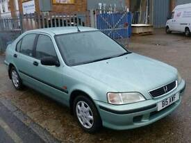 Honda Civic 1.4 5dr★★★AUTOMATIC★★★LOW MILEAGE★★★53000 MILES★★★FULL SERVICE HISTORY★★★